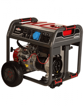 Бензиновый генератор Briggs & Stratton Elite 8500 EA